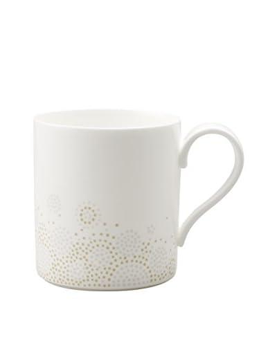 Villeroy & Boch Modern Grace 7-Oz. Tea Cup, White/Grey/Gold