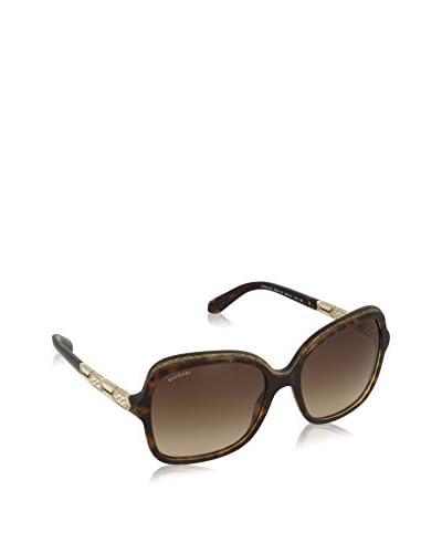 BULGARI Gafas de Sol MOD. 8181B (56 mm) Havana