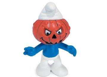 Schleich Pumpkin Smurf by The Smurfs - 1
