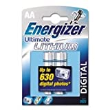 "Energizer Lithium Batterie (Mignon, AA) 2er Packvon ""Energizer"""