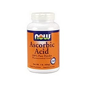 Now Foods, Ascorbic Acid Powder
