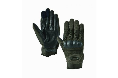 Buy Low Price Oakley Factory Pilot Glove [Foliage Green Color/Size Medium] (94025-768-M)