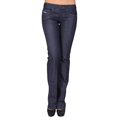 DIESEL - Women's Jeans DOOZY AA8 - Slim Straight - Stretch