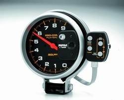 Aurora Instruments GAR1127ZEAIAABE American Classic Gold V Tachometer Gauge with Emblem