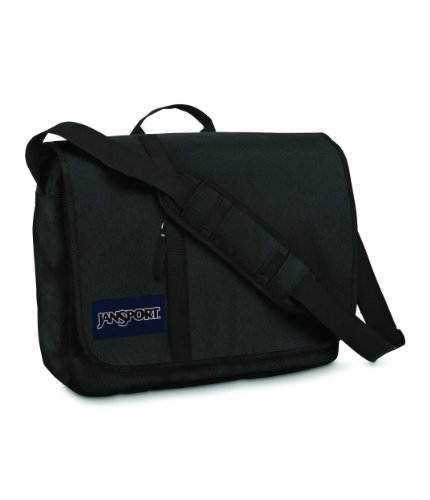 JanSport Market Street Messenger Black