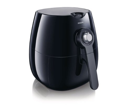 AirFryer with Rapid Air Technology, Black