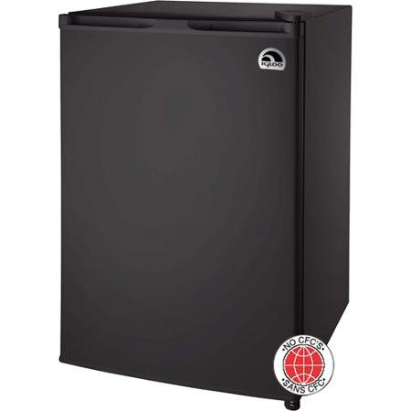 Adjustable Thermostat 2.6-cu ft Capacity Refrigerator Color Black (Fridge Without Freezer compare prices)