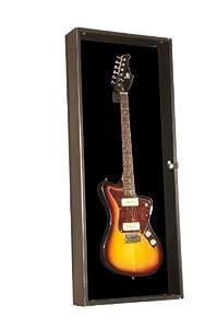 Amazon Com Guardian Cg Disp1 Bk Electric Guitar Display