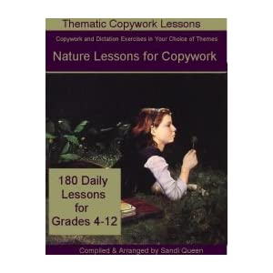 Nature Lessons for Copywork (Thematic Copywork Lessons)