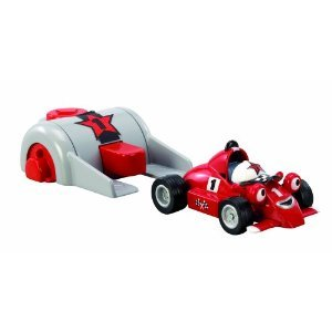 Roary the Racing Car Diecast Roary with Launcher