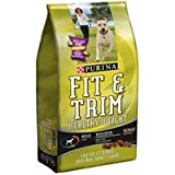 Purina Fit and Trim Healthy Weight Formula, 9-Pounds