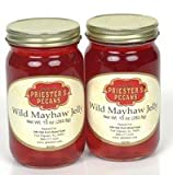Wild May haw Jelly, 2-10 oz. Jars