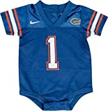 Florida Baby Football Jersey Creeper
