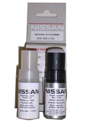 Genuine NISSAN Touch Up Paint Pen / Stick GOLD MET. EY2 from Nissan
