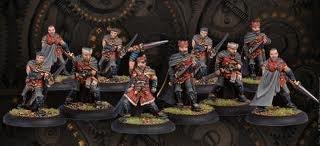 Warmachine: Khador - Kayazy Assassins