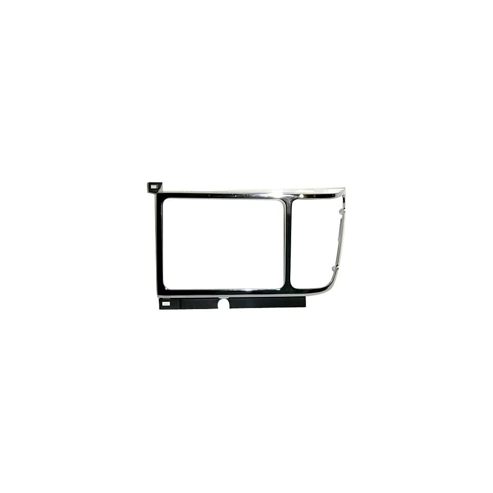 OE Replacement Ford Aerostar Passenger Side Headlight Door (Partslink Number FO2513138)