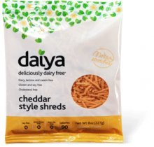 Daiya Cheese Shreds 8 oz. Cheddar