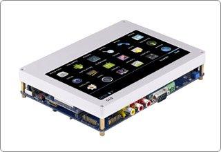 Friendlyarm S5Pv210 Cortex A8,Tiny210 Sdk2+7 Inch Touch Lcd,512M Ram+256M Flash, Development Board Android4.0,Hdmi