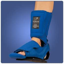 """Ankle Contracture Boot With Sole, Size: Small, Calf Circumference: 10""""-14"""", Foot Circumference: 7""""-9"""