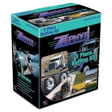 Zephyr 5 Piece Buffing Kit (Zephyr Pro 40 Metal Polish compare prices)