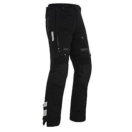 Bering - Pantalon moto - Bering Pantalon RANDO Noir RG