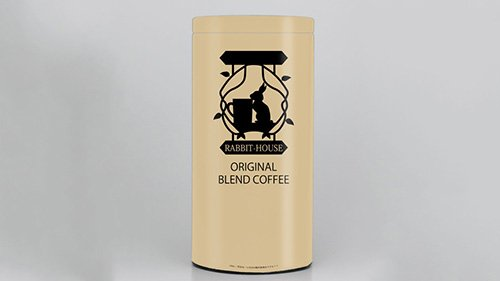 ご注文はうさぎですか?? ラビットハウス・オリジナルブレンドコーヒー200g(粉)2nd ver.