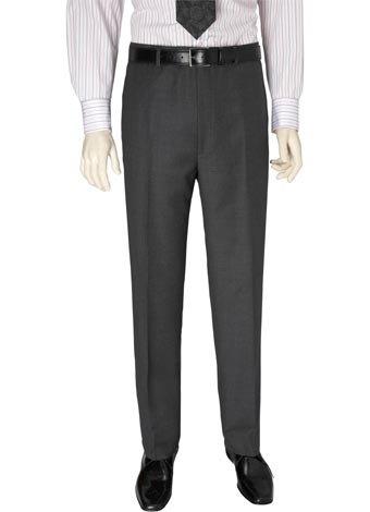 Austin Reed Contemporary Fit Sharkskin Trousers REGULAR MENS 38