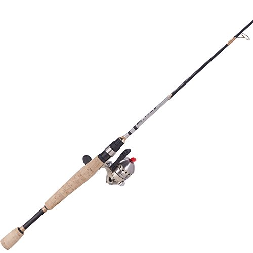 Zebco 33 Micro Triggerspin Gold Ultra Light Spincast Combo (2-Piece), 5-Feet (Micro Ultralight Fishing Reel compare prices)