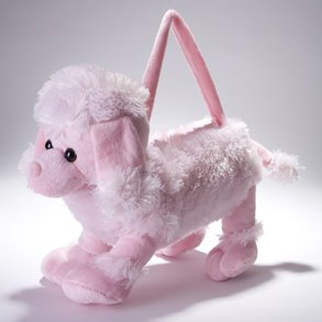 Deluxe Poodle Hand Bag - Buy Deluxe Poodle Hand Bag - Purchase Deluxe Poodle Hand Bag (Century Novelty, Toys & Games,Categories,Pretend Play & Dress-up,Costumes,Accessories)