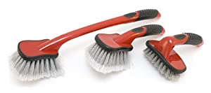 Mothers Tire, Wheel & Well Brush Kit from Mothers