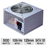 Coolmax I-500 500W ATX 12V V2.0 Power Supply