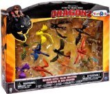 How to Train Your Dragon 2 Figure 12-Pack Ultimate Battle Figure Collection
