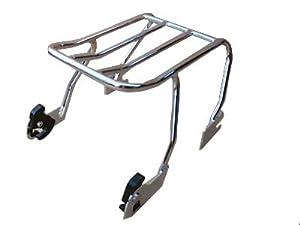 Detachable Solo Luggage Rack for Harley Davidson 1996-2001 Dyna Models