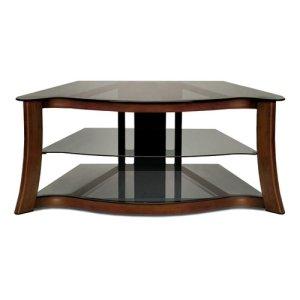 Cheap Bell'O PVS3103 A/V Equipment Stand. FLAT PANEL TV STAND UP TO 52 HAND PAINTED DARK CHERRY FINSH THFURN. 125 lb Load Capacity – 3 x Shelf(ves) – 22′ Height x 47.3′ Width x 20′ Depth – Glass, Metal, Wood – Dark Cherry, Black, Gray (ITE-CL4717-INGM|1)