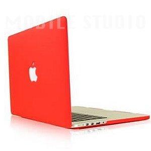 MacBook Pro Retina ディスプレイ 13.3インチ用 マット ハードケース 《全12色》 レッド(赤) [MOBILE STUDIO]
