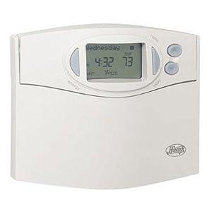 Hunter Fan Company 44660 Thermostat Indiglo Backlight Display Programmable Keyboard Lock