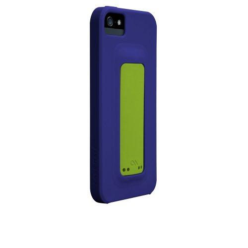 Case-Mate 日本正規品 iPhone5 Snap Case, Violet (7447c) / Chartreuse Green (583c) スナップ ケース, ヴァイオレット/シャトルーズグリーン CM022502 【スナップ・スタンド機能つき】