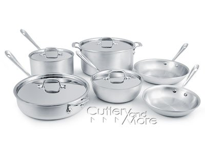MC2 10 Piece Set - All Clad