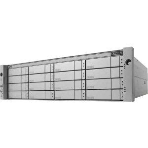 Promise Technology VR2600TISABA Vess R2000 SAN Server - Hexa-core (6 Core) 1.10 GHz - 16 x Total Bays - RAID Supported - 10 Gigabit Ethernet - Network (RJ-45) - 3U - Rack-mountable