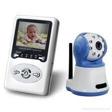 2.4G Digital Wireless Baby Monitor(Two Way Speaker Function)