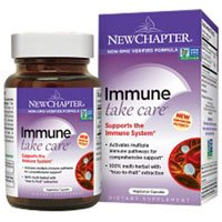 New Chapter Immune Take Care 14ct Pack of 2