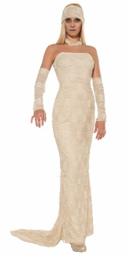 Forum Novelties Women's Classic Female Mummy Costume