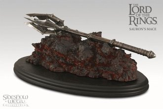 Buy Low Price Sideshow Sauron's Mace from The Lord of the Rings Figure (B000BW8A6I)