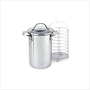 Cuisinox - Elite 3.2 Lt Covered Asparagus Steamer