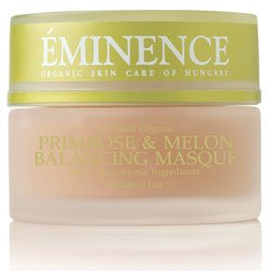 Eminence Biodynamic Primrose And Melon Balancing Masque, 1 Ounce