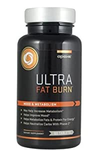 Apex Ultra Fat Burn, Boosts Engergy While Controlling Appetite, 60 Tablet Bottle