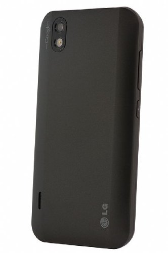 LG P970 Optimus Unlocked Android Smartphone with 5MP Camera