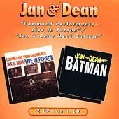 Jan & Dean - Command Performance-Live In Person / Jan & Dean Meet Batman - Zortam Music