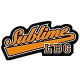 SUBLIME - New Baseball Logo/ ステッカー/ 【公式 / オフィシャル】