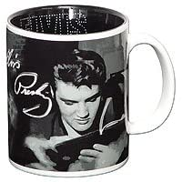 Elvis Presley Signature Coffee Mug